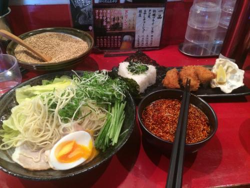 03-广岛-つけ麺