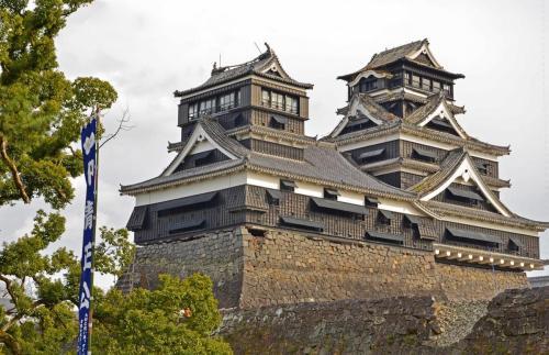 04-熊本-熊本城-历史真迹
