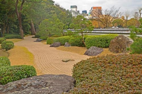 10-福冈-枯山水