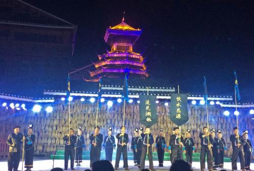 10-从江-肇兴侗寨-侗族歌舞