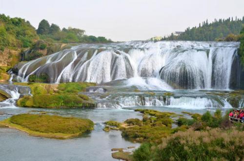 06-安顺-陡坡塘瀑布