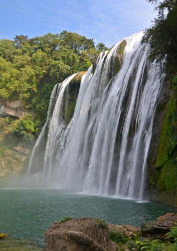 07-安顺-黄果树瀑布