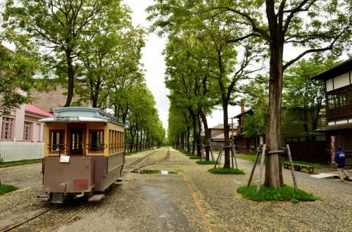 05-小铁路-札幌-北海道开拓村