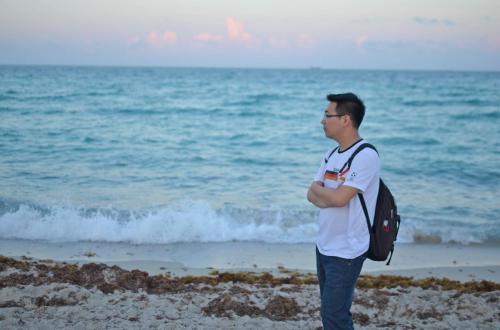 01-迈阿密-南海滩