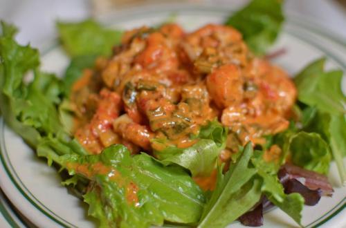 05-新奥尔良-小龙虾沙拉