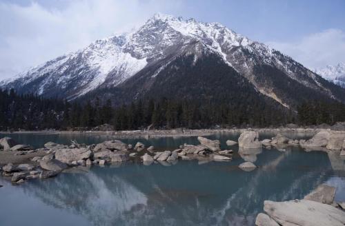 4 - 然乌湖