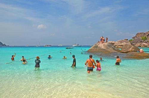 安达曼海  Andaman See