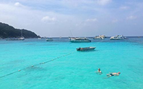 3-普吉-斯米兰群岛
