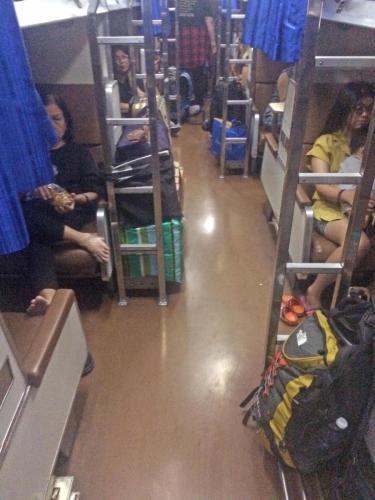 1-卧铺火车
