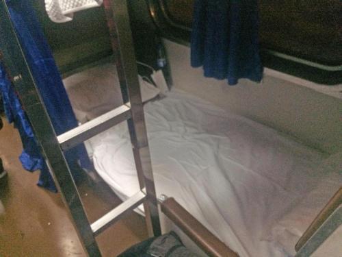 2-卧铺火车