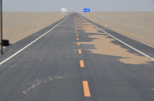 02-敦煌-西线-戈壁公路