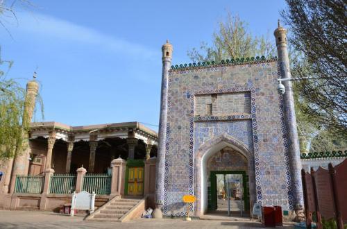 04-喀什-伊帕尔罕墓