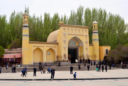 03-喀什-艾提尕尔清真寺