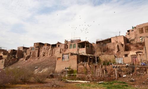 05-喀什-高台民居