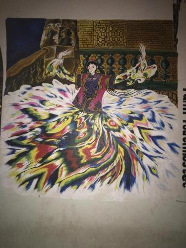 08-喀什-艾德莱斯裙子