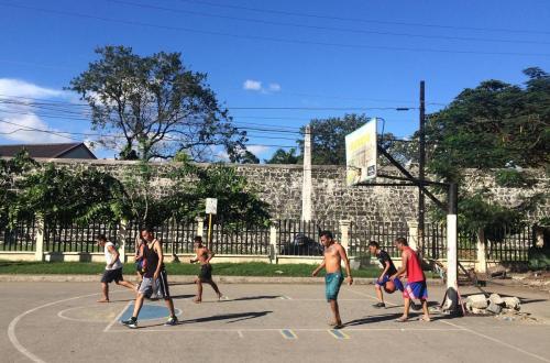 03-40度的街头篮球