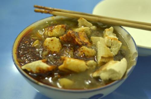 2-肉丸胡辣汤